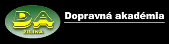 Logo Dopravná akadémia