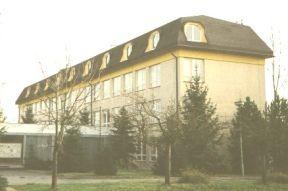 Stará škola Chemického učilišťa