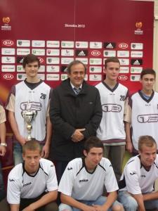 ME U17 Michel Platini 003