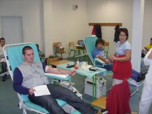 Foto krv št. kvapka krvi  2013 010