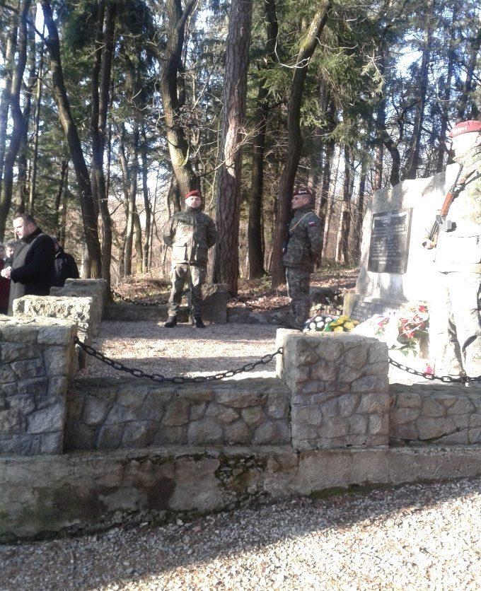 Pietna spomienka v Lesoparku Chrasť