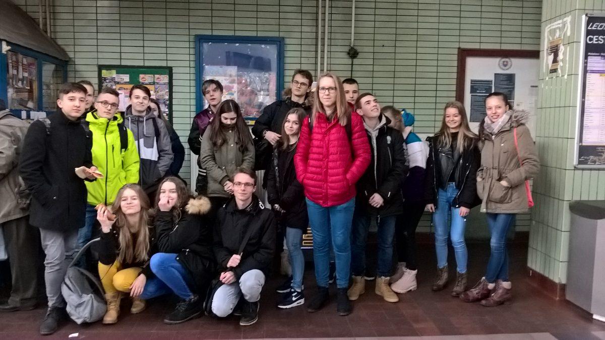 Exkurzia: Železnice slovenskej republiky 2018