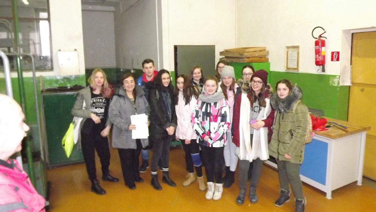 Polytechnická výchova žiakov zo ZŠ Divina
