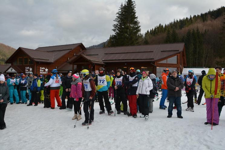 Majstrovstvá žiakov stredných škôl v zjazdovom lyžovaní a snowbordingu 2018