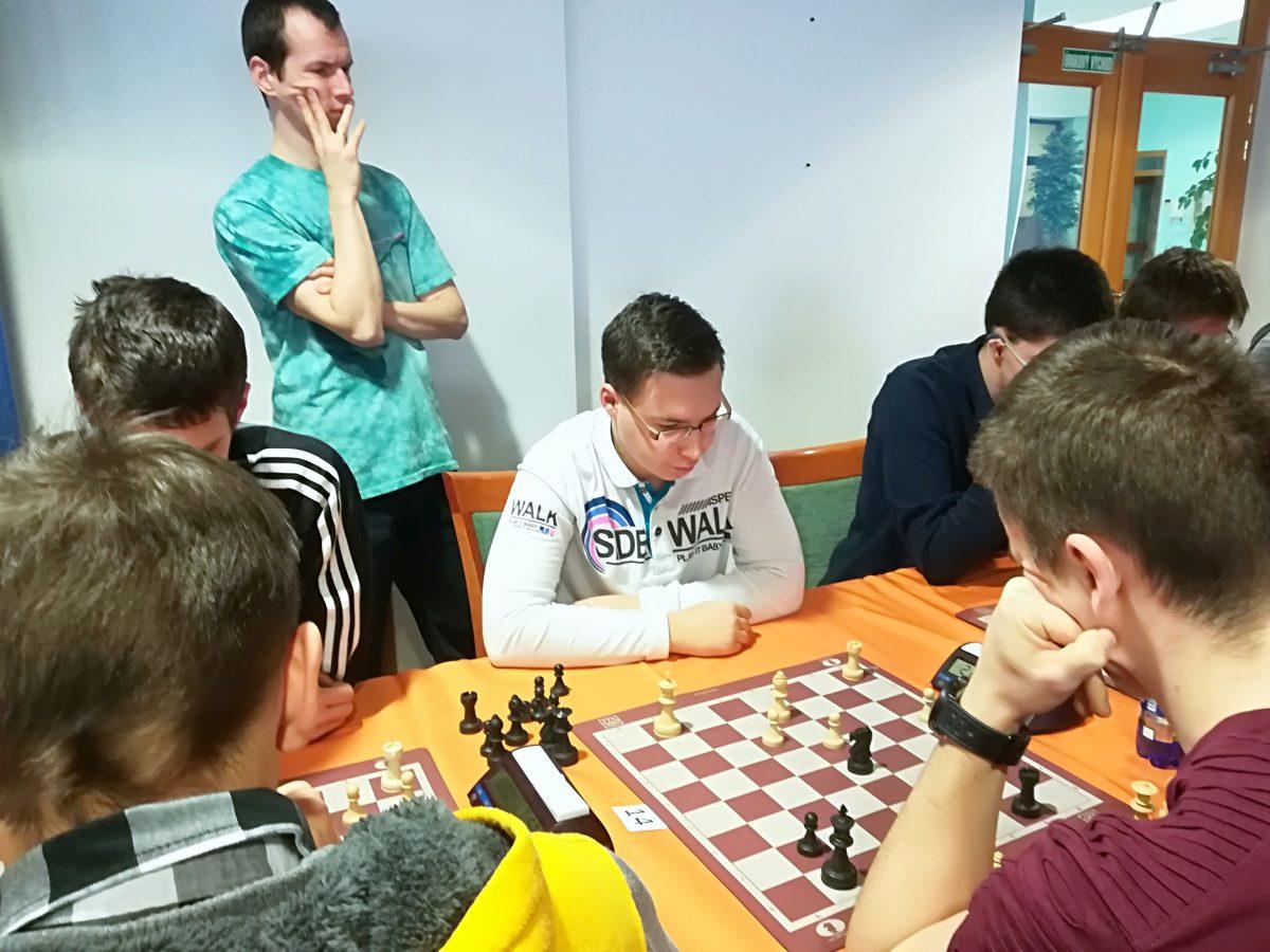 Šachový turnaj o cenu riaditeľa Úradu Žilinského samosprávneho kraja