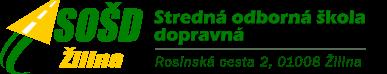 Logo SOŠ dopravná, Žilina