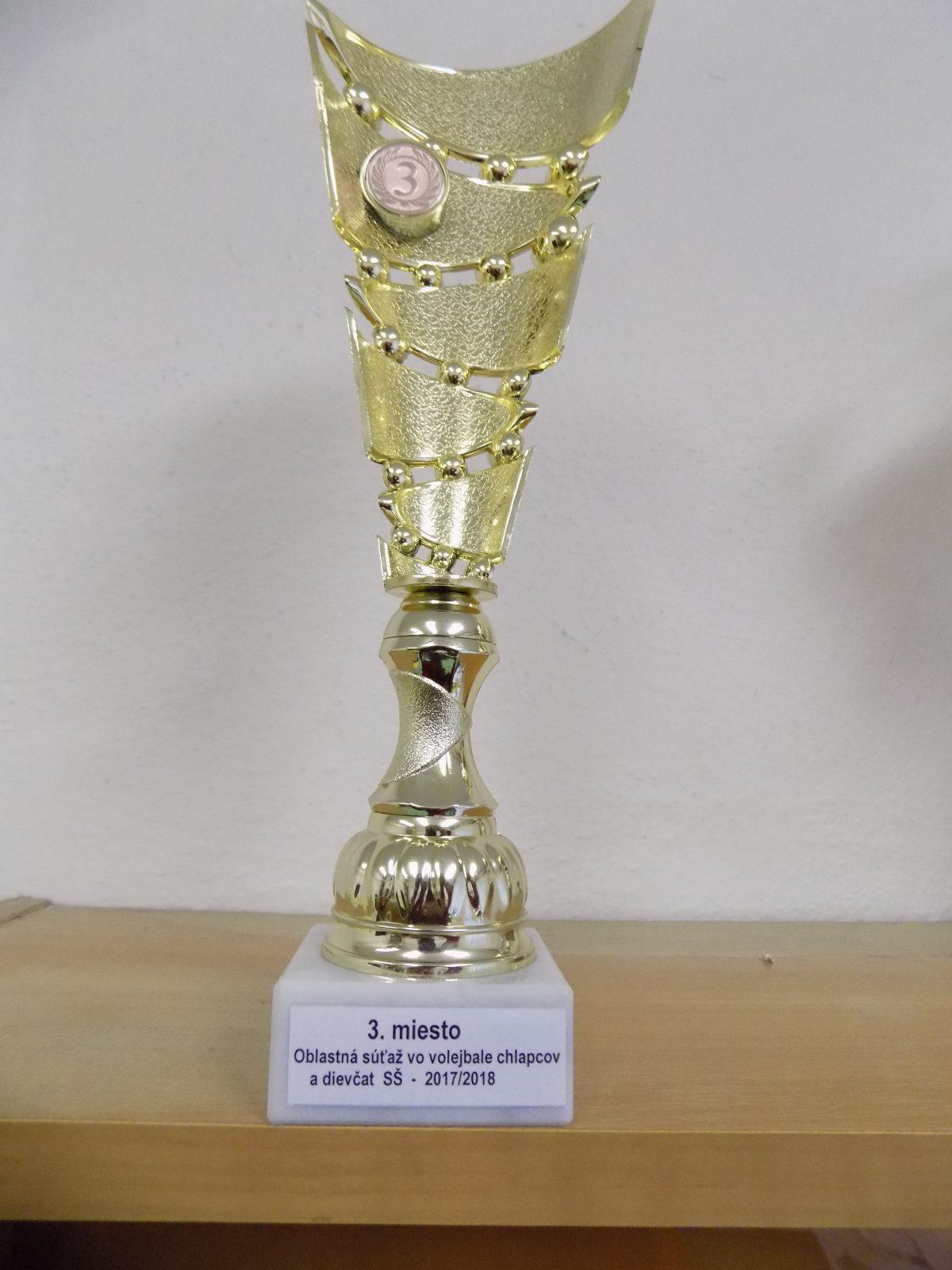 Volejbalový  turnaj zmiešaných družstiev chlapcov a dievčat SŠ