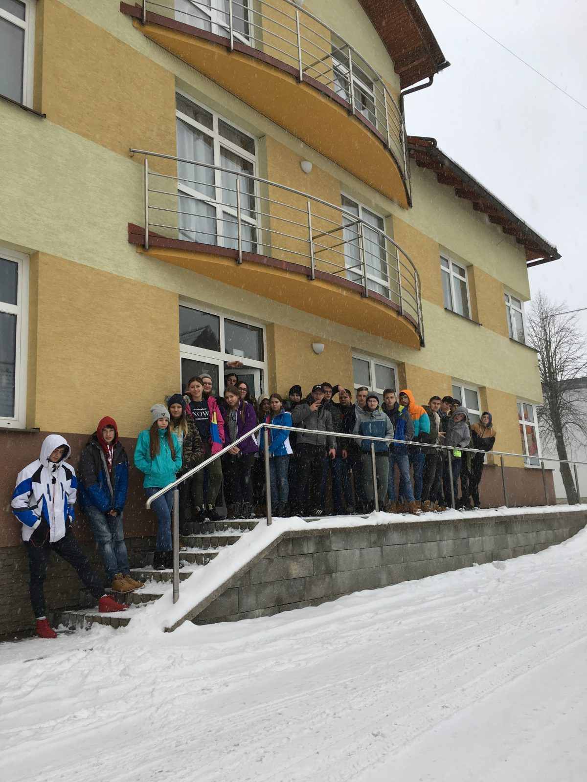 Lyžiarsky výcvik 2018 – 2. turnus