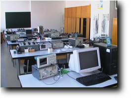 Exkurzia na Katedre merania a aplikovanej elektrotechniky Elektrotechnickej fakulty ŽU v Žiline