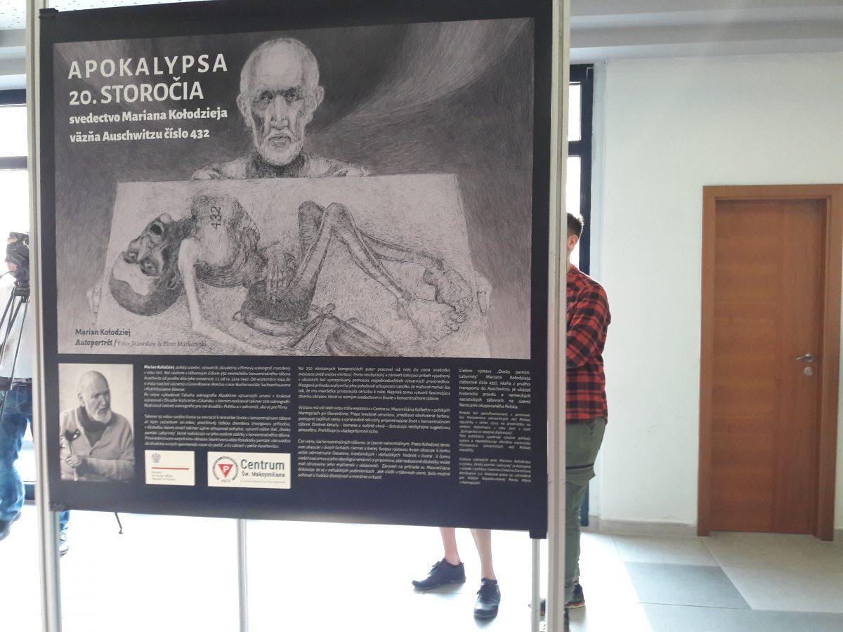 APOKALYPSA 20. storočia – svedectvo Mariana Kołodzieja, väzňa Auschwitzu č. 432