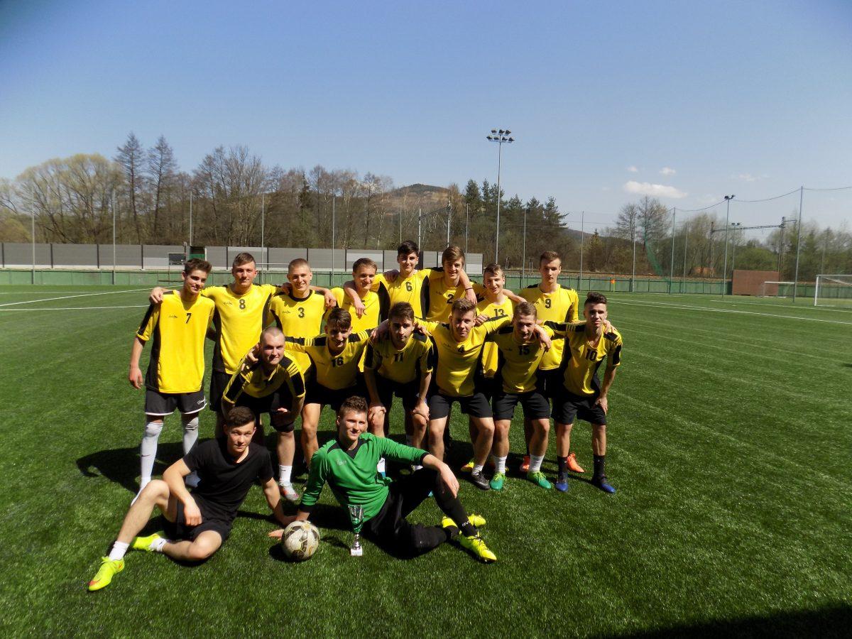 Majstrovstvá okresu vo veľkom futbale žiakov SŠ