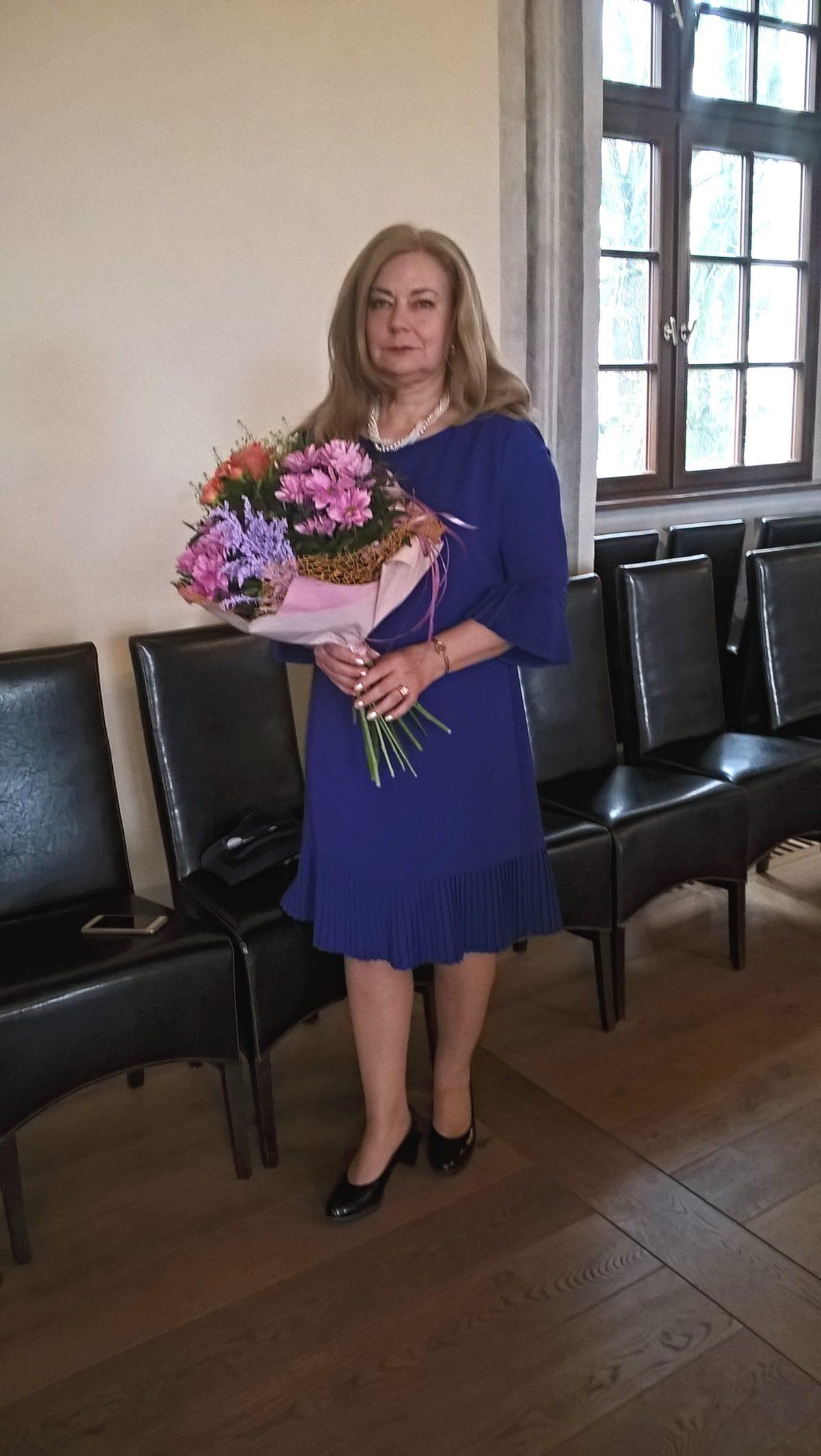 Ocenenie pri príležitosti Dňa učiteľov