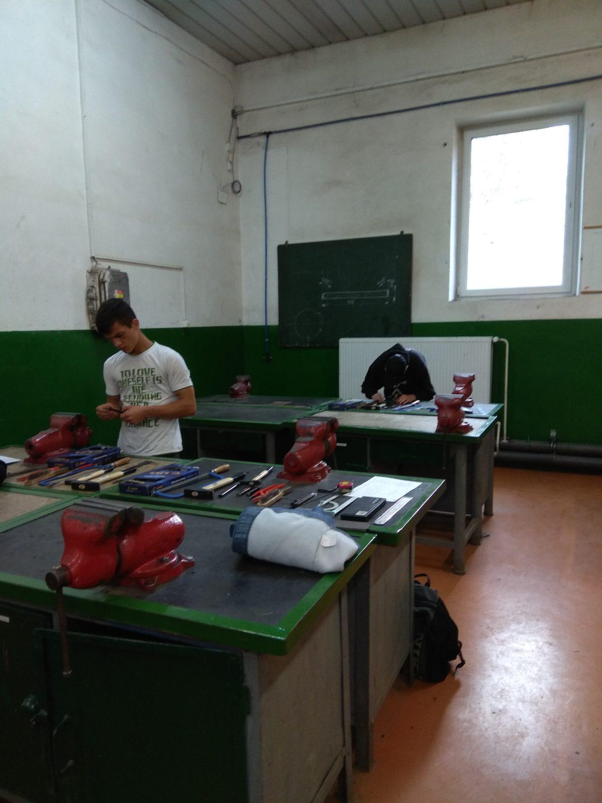 Školské kolo súťaže Zenit v strojárstve