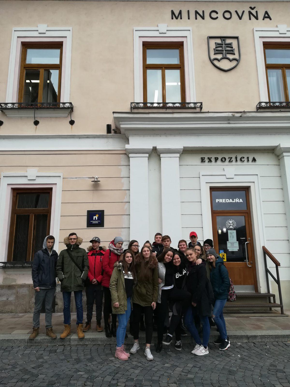 Odborná exkurzia Kremnická mincovňa