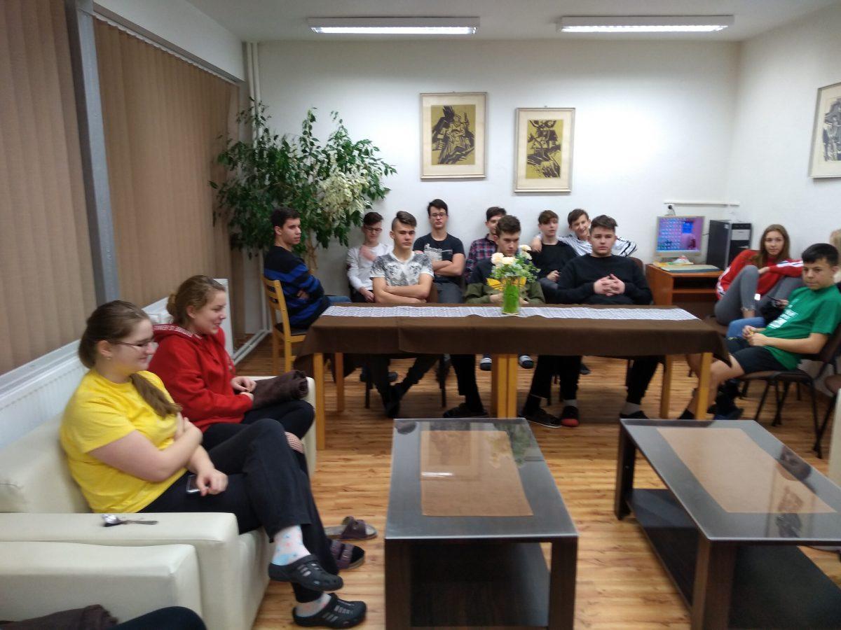 ŠI – Vyhodnotenie VVČ za 1. polrok školského roku 2018/2019