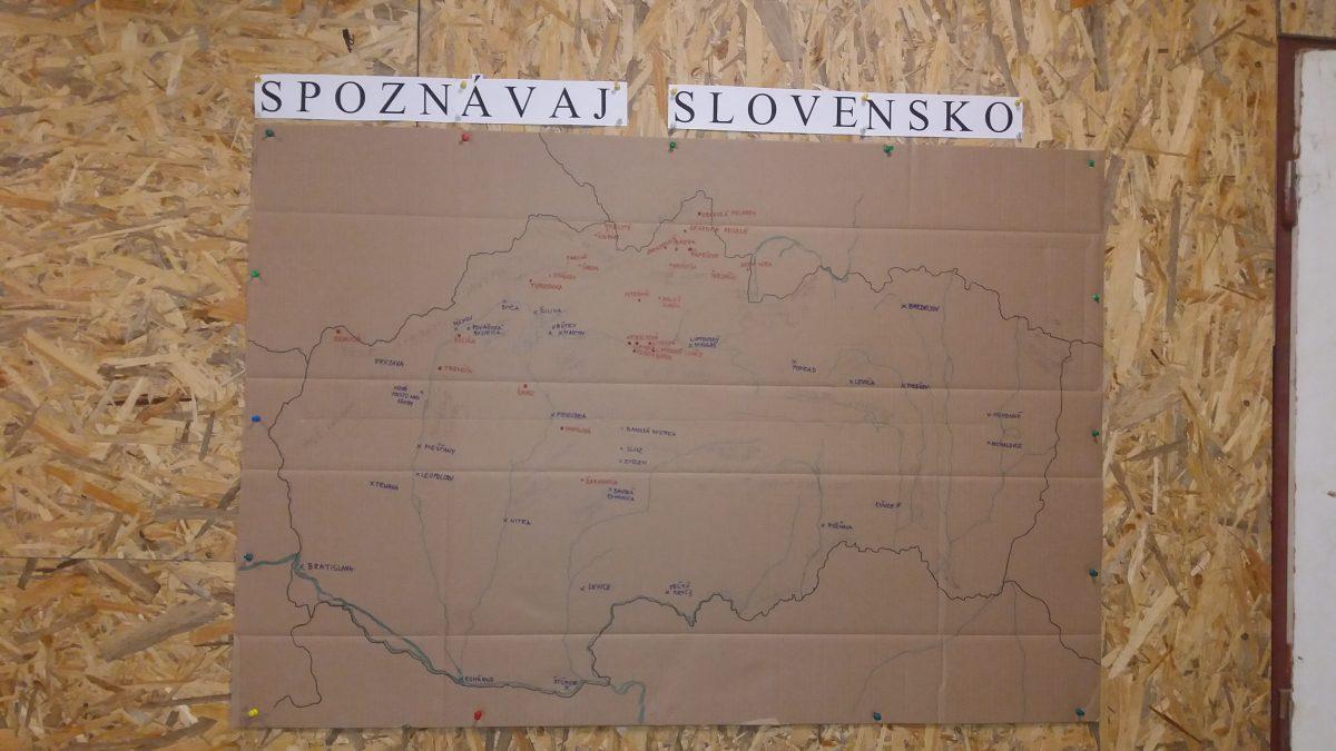 Spoznávaj  Slovensko