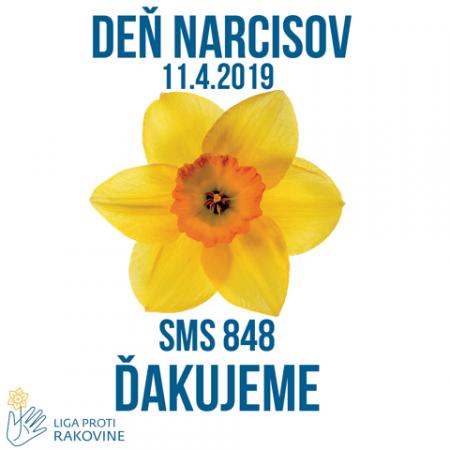 Deň narcisov 2019