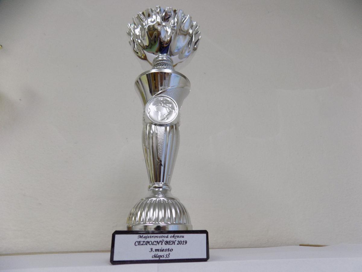 Majstrovstvá okresu v cezpoľnom behu  ZŠ a SŠ