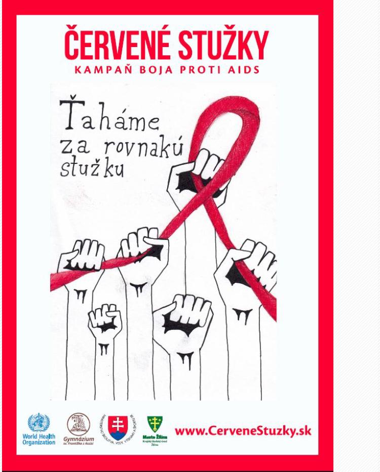 Celoslovenská kampaň Červené stužky