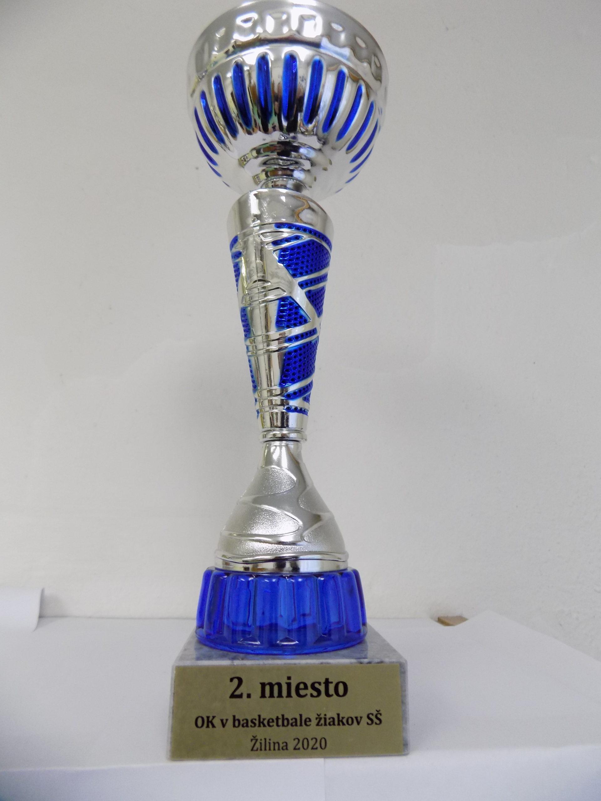 Majstrovstvá okresu v basketbale žiakov SŠ