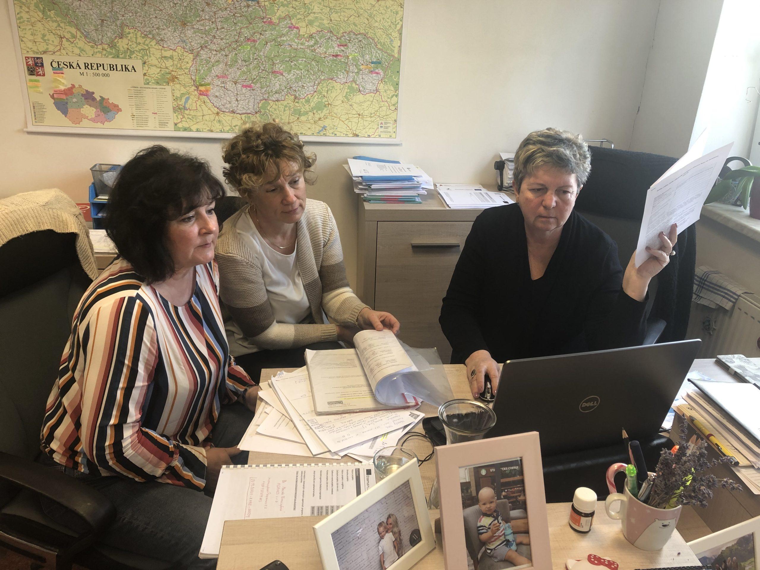 Organizácia 1. turnusu odbornej stáže v rámci programu Erasmus+ v plnom prúde