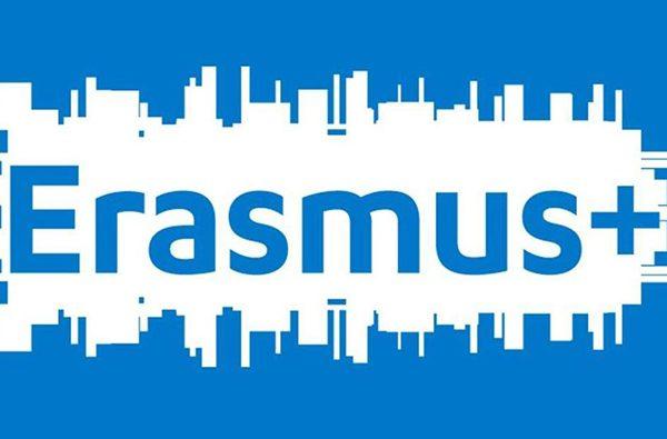 Oznam – Erasmus+